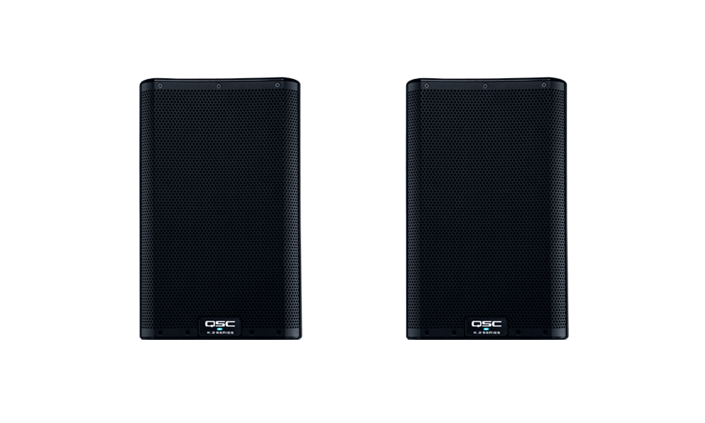 QSC K8.2 Powered Speakers